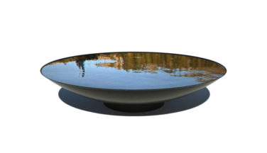 Steel Water Bowl by Adezz