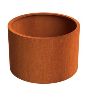 Atlas Column Adezz Corten Steel Planters 120×80