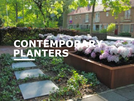Contemporary Planters