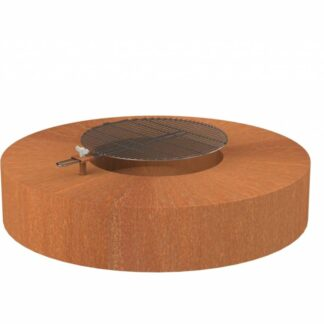 Fire-Table-Round-with-Grill-by-Adezz