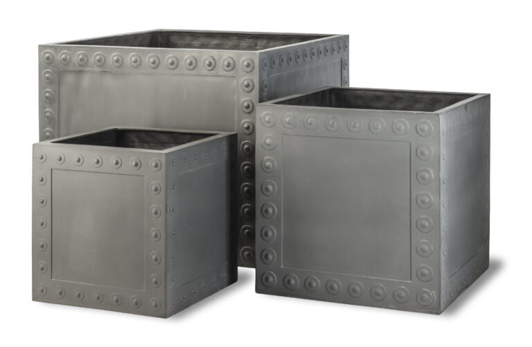 Cromwell Cube Planters Three