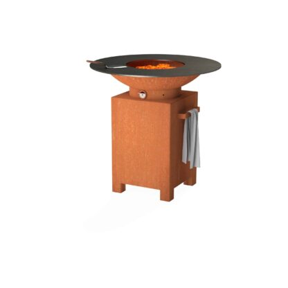 Forno Square Grill With Feet by Adezz 100x100cm