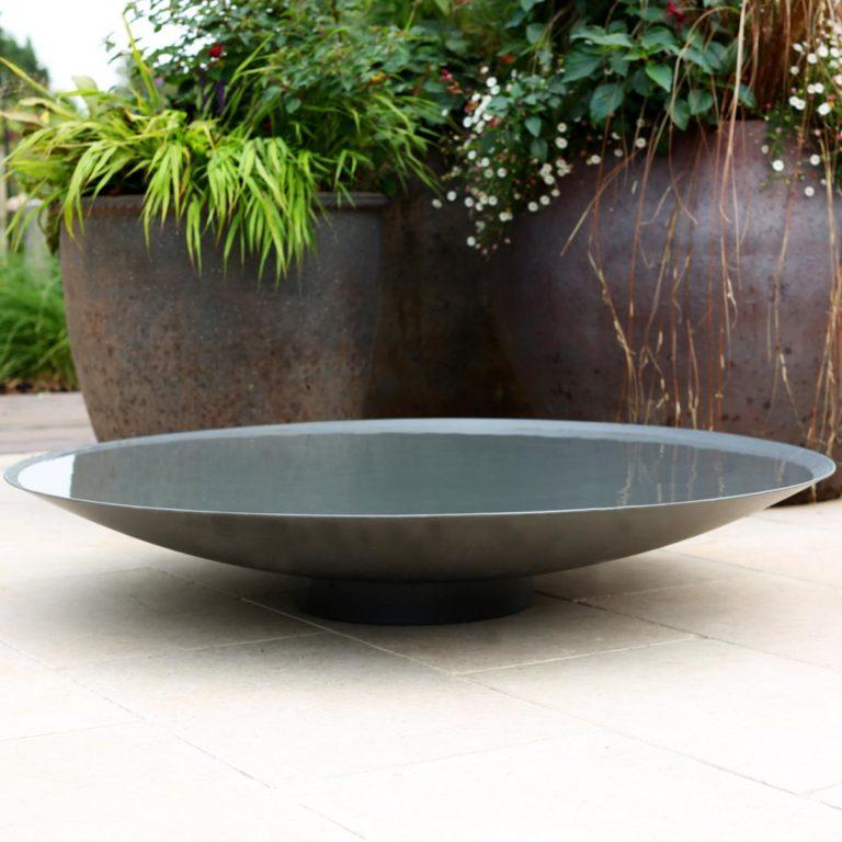 Steel Water Bowls by Adezz Alt 1