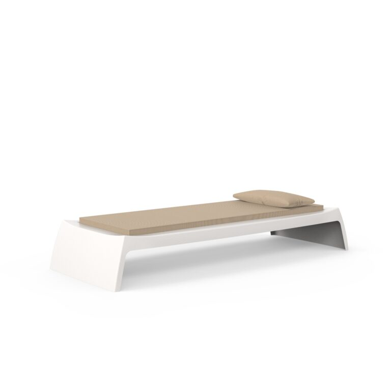 Original Series Flat Sunlounger Cushion by One To Sit 210x90x38cm