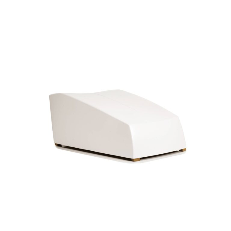 Original Series Legrest White (RAL 9016) by One To Sit 86x61x38cm2