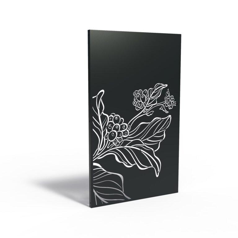 Aluminium Berry Garden Panel by Adezz 110x5x180cm