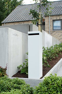 Aluminium Hacon Letter Box by Adezz Lifestyle photo