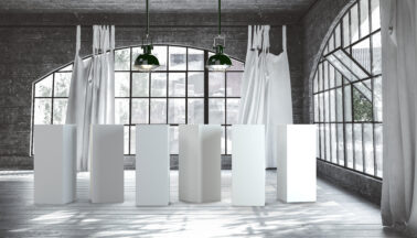 Aluminium Pedestal by Adezz Lifestyle4