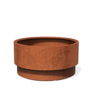 Corten Steel More Planter by dipott 120x60cm