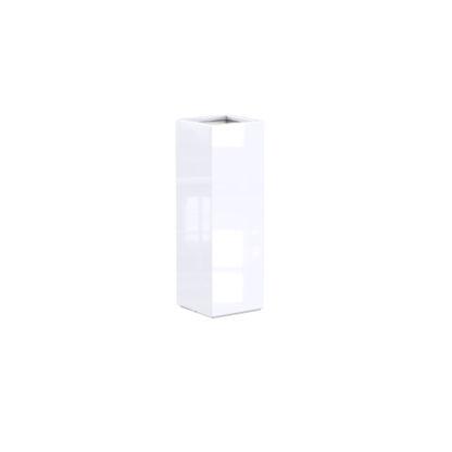 Fibreglass Glossy Buxus Planter by Adezz 40x40x120cm