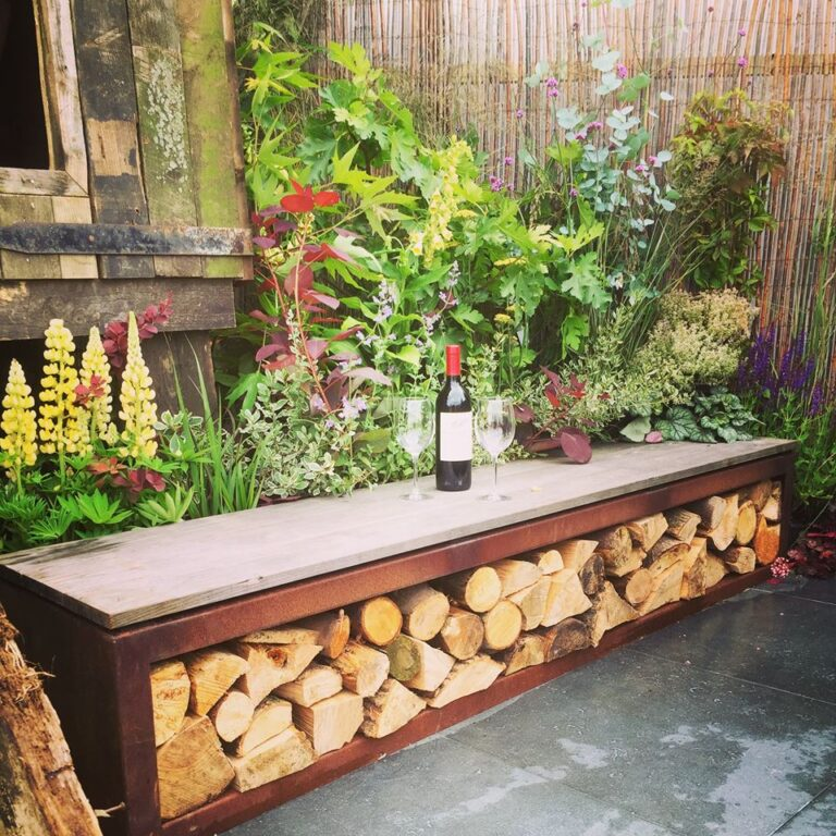 Wood Storage Bench by Adeszz Lifestyle1