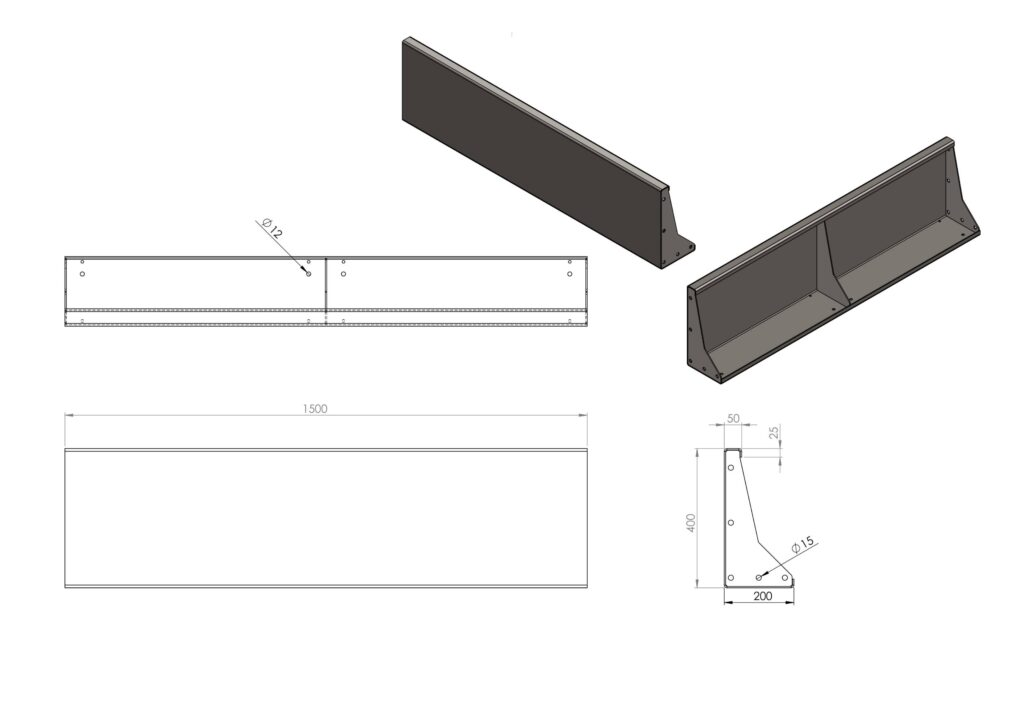 Aluminium-Retaining-Wall-TD