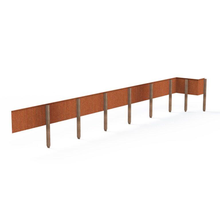 Hardwood Edging Pegs Lifestyle1