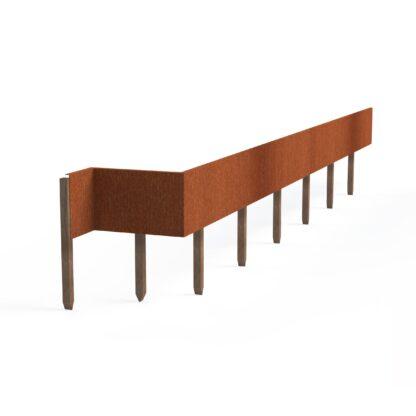 Hardwood Edging Pegs Lifestyle4