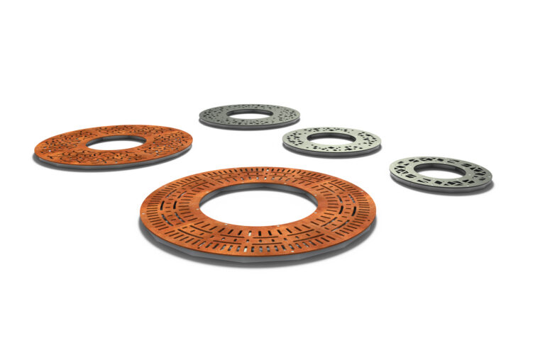 Corten Steel Round Tree Rings1
