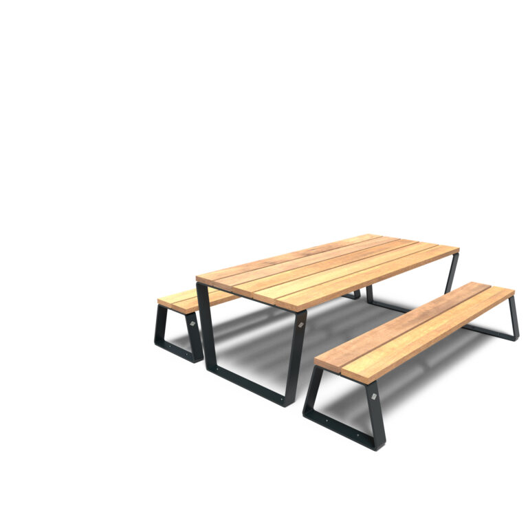 Powder Coated Steel Mio Picnic Set-up by Furns1