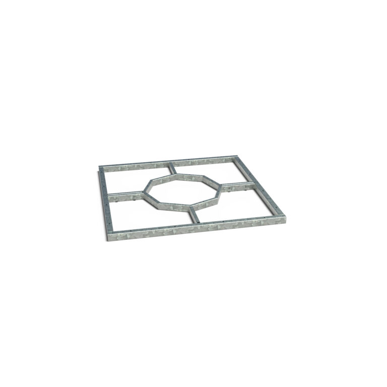 Tree Grille Square Frame 120x5cm