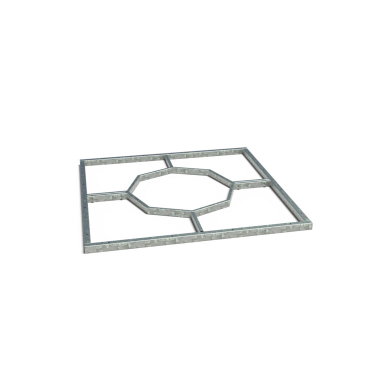Tree Grille Square Frame 149x5cm