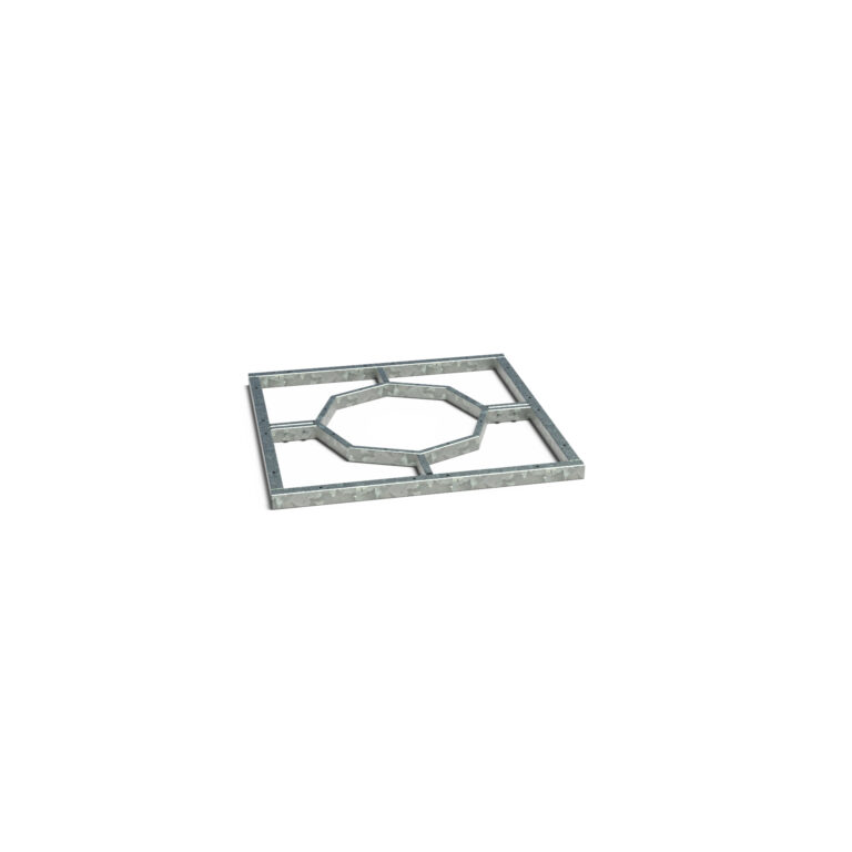 Tree Grille Square Frame 98x5cm
